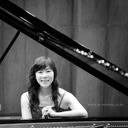 ピアニストの宣材撮影 ルーテル市ヶ谷にて
