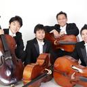 音楽家の宣材写真 チェロ奏者